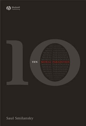 10 Moral Paradoxes (1405160861) cover image