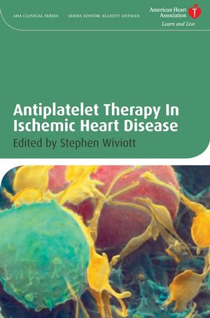 Antiplatelet Therapy In Ischemic Heart Disease (1405176261) cover image