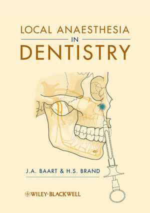 Local Anaesthesia in Dentistry (1405184361) cover image