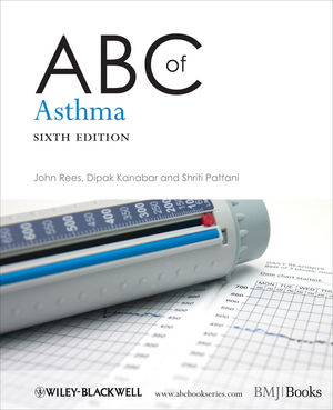 ABC of Asthma, 6th Edition (1405185961) cover image