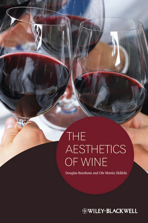 The Aesthetics of Wine (1444337661) cover image