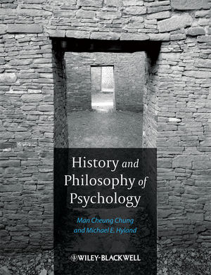 History and Philosophy of Psychology (1444345761) cover image