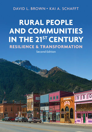 Rural People and Communities in the 21st Century Resilience and Transformation, 2nd Edition