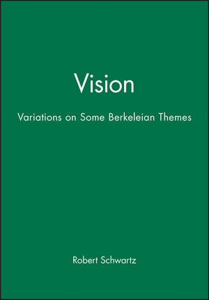 Vision: Variations on Some Berkeleian Themes (1557865361) cover image
