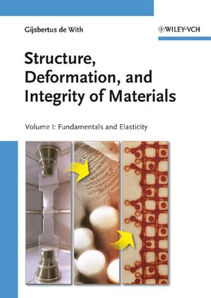 Structure, Deformation, and Integrity of Materials, 2 Volume Set
