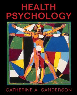 Health Psychology, 1st Edition (EHEP001861) cover image