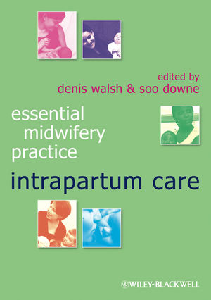 Κάλυψη βιβλίων Essential Midwifery Practice: Intrapartum Care