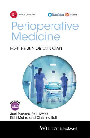 Perioperative Medicine for the Junior Clinician (EHEP003361) cover image