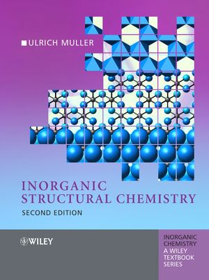Inorganic Structural Chemistry, 2nd Edition (0470057262) cover image