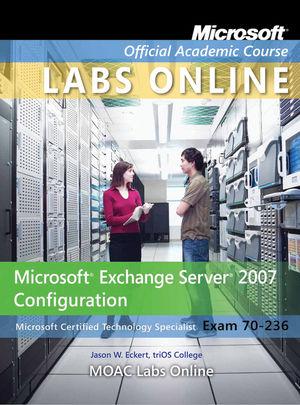 Exam 70-236: MOAC Labs Online