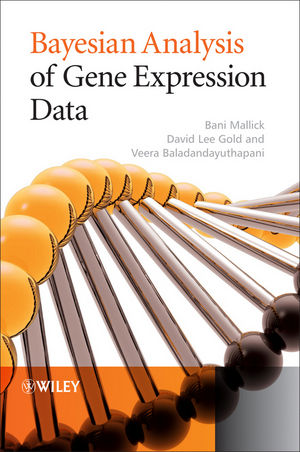 Bayesian Analysis of Gene Expression Data (0470517662) cover image