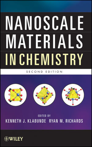 Nanoscale Materials in Chemistry, 2nd Edition (0470523662) cover image