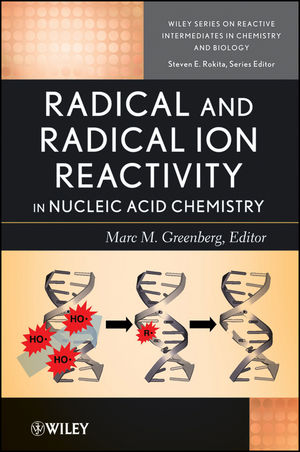 Radical and Radical Ion Reactivity in Nucleic Acid Chemistry (0470526262) cover image