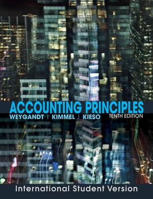 Accounting Principles, 10th Edition International Student Version