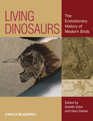 Living Dinosaurs: The Evolutionary History of Modern Birds (0470656662) cover image