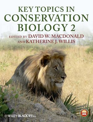 Key Topics in Conservation Biology 2 (0470658762) cover image