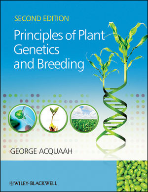 Principles of Plant Genetics and Breeding, 2nd Edition (0470664762) cover image