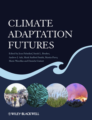 Book Cover Image for Climate Adaptation Futures