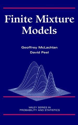 Finite Mixture Models (0471006262) cover image