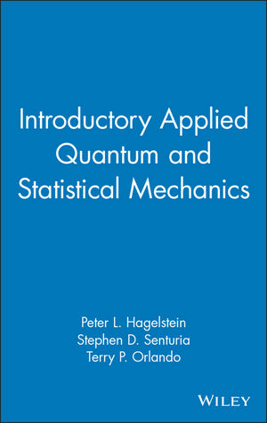 Introductory Applied Quantum and Statistical Mechanics (0471202762) cover image