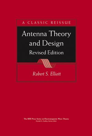 Antenna Theory & Design, Revised Edition