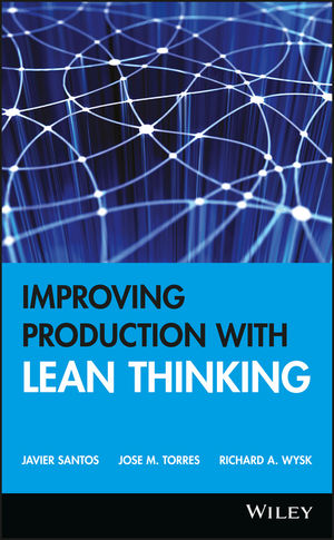 Improving Production with Lean Thinking (0471754862) cover image