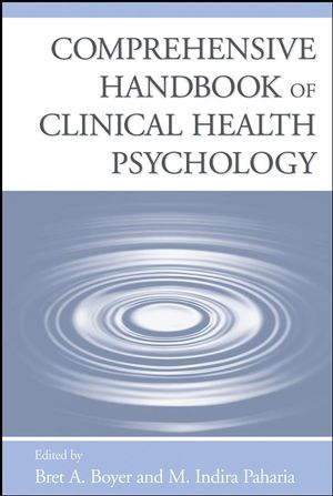 Comprehensive Handbook of Clinical Health Psychology (0471783862) cover image
