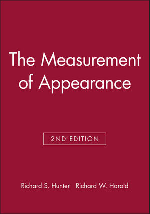 The Measurement of Appearance, 2nd Edition