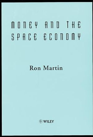 Money and the Space Economy (0471983462) cover image