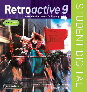 Retroactive 9 Australian Curriculum for History eBookPLUS (Online Purchase)