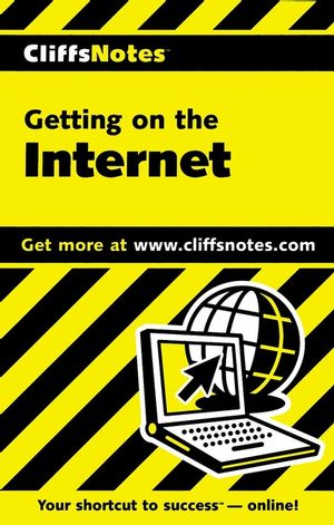 CliffsNotes Getting on the Internet (0764512862) cover image