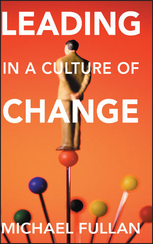 Leading in a Culture of Change (0787987662) cover image