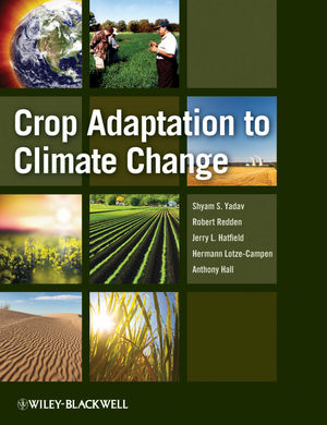 Book Cover Image for Crop Adaptation to Climate Change