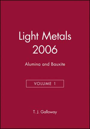 Light Metals 2006, Volume 2, Aluminum Reduction Technology