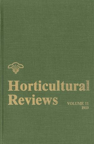 Horticultural Reviews, Volume 11