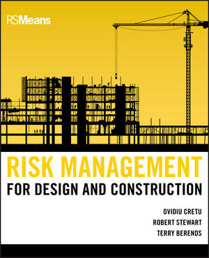 Risk Management for Design and Construction (1118130162) cover image