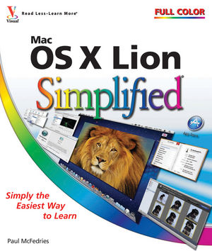 Mac OS X Lion Simplified (1118159462) cover image