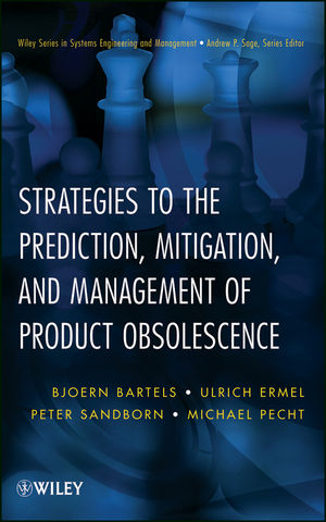Strategies to the Prediction, Mitigation and Management of Product Obsolescence (1118275462) cover image