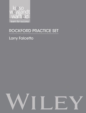 Rockford Practice Set to accompany Intermediate Accounting, 15e