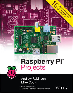 Raspberry Pi Projects (1118555562) cover image