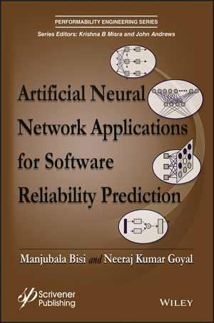 Artificial Neural Network Applications for Software Reliability Prediction (1119223962) cover image
