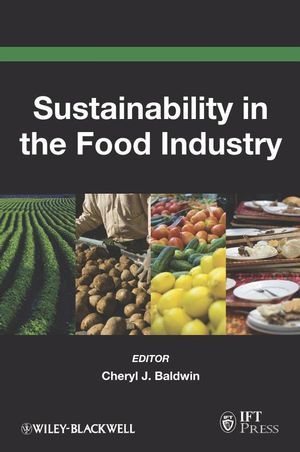 Sustainability in the Food Industry (1119949262) cover image