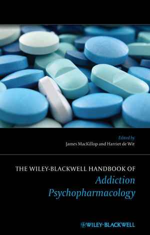The Wiley-Blackwell Handbook of Addiction Psychopharmacology (1119978262) cover image
