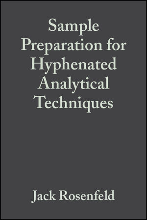 Sample Preparation for Hyphenated Analytical Techniques (1405111062) cover image