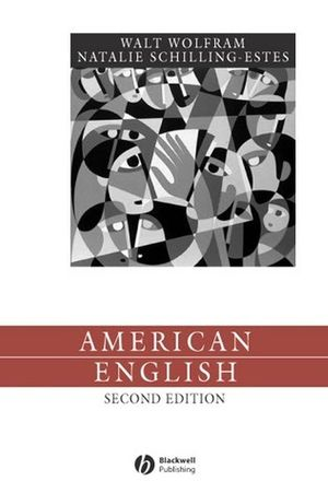 American English: Dialects and Variation, 2nd Edition (1405112662) cover image