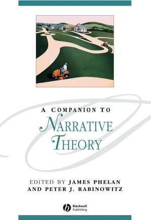 A Companion to Narrative Theory (1405114762) cover image