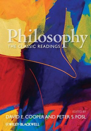Philosophy: The Classic Readings (1405145862) cover image