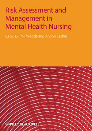 Risk Assessment and Management in Mental Health Nursing (1444312162) cover image