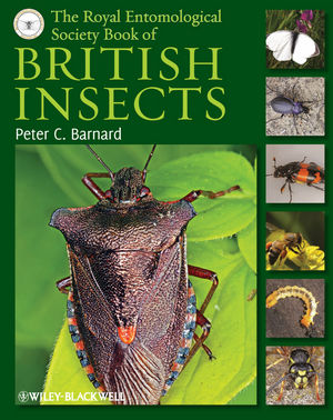 Book Cover Image for The Royal Entomological Society Book of British Insects