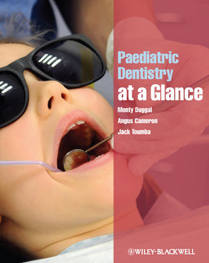 Paediatric Dentistry at a Glance (1444336762) cover image